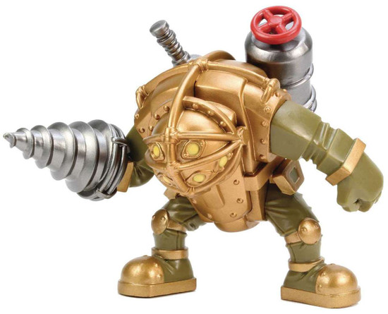 Bioshock Big Daddy 4-Inch Vinyl Figure