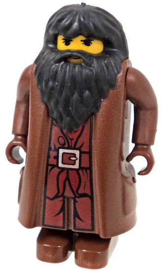 LEGO Harry Potter Hagrid Minifigure [Yellow Skin Loose]