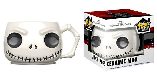 Funko Nightmare Before Christmas POP! Home Jack Ceramic Mug