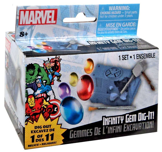 Marvel Infinity Gem Dig-It!