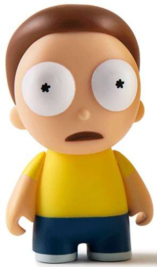 Adult Swim Rick and Morty Morty 3-Inch 2/24 Mystery Minifigure [Loose]