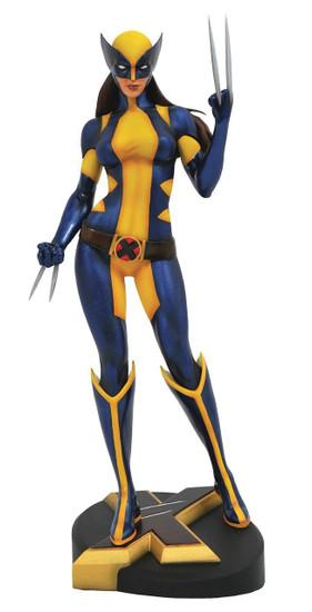 Marvel Gallery Wolverine / X-23 9-Inch PVC Figure Statue [Laura Kinney]