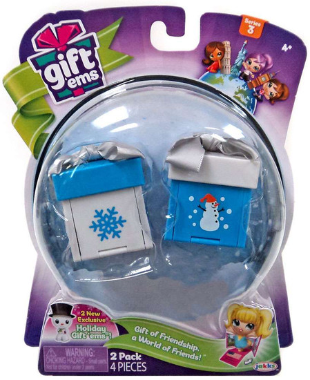 Gift 'Ems Series 3 Holiday 2-Pack [Style 2]