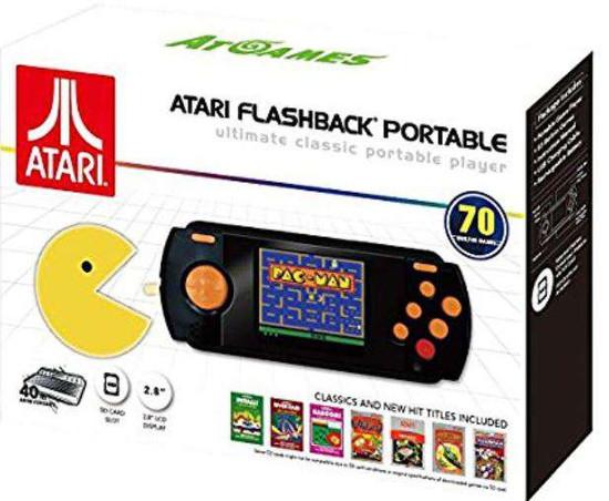 Atari Flashback Portable Game Player [70 Games]