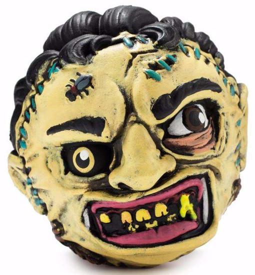 Madballs Texas Chainsaw Massacre Horrorballs Leatherface 4-Inch Foam Ball