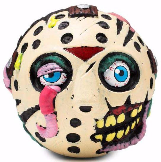 Madballs Friday the 13th Horrorballs Jason Voorhees 4-Inch Foam Ball