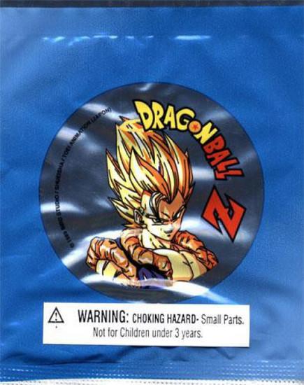 Dragon Ball Z 1-Inch PVC Figure Pack