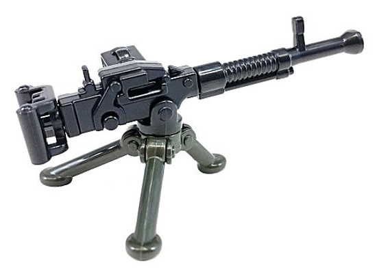 BrickArms DSHK 2.5-Inch [with Ammo and Tripod]