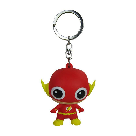 DC 3D Figural Keychains Series 2 The Flash Keychain [Loose]