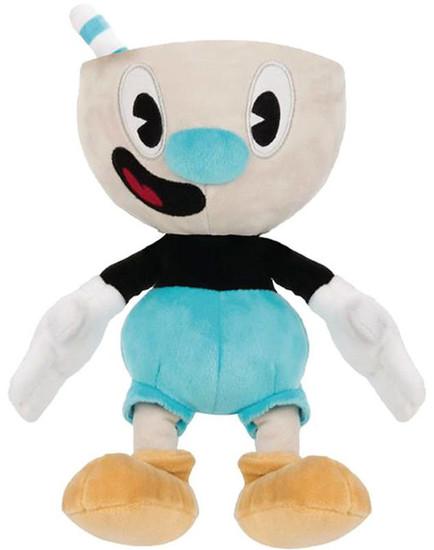 Funko Cuphead Mugman 8-Inch Plush