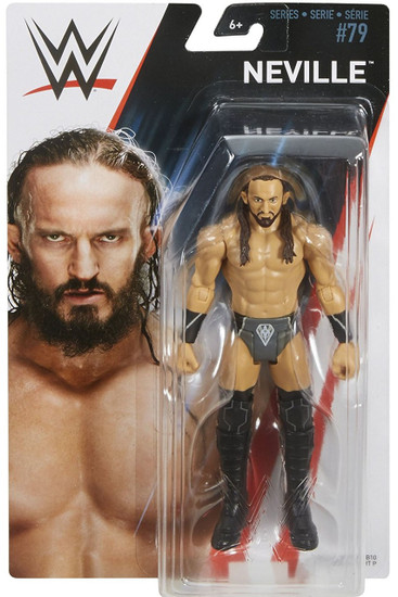 WWE Wrestling Series 79 Neville Action Figure