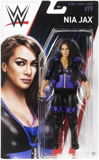 WWE Wrestling Series 79 Nia Jax Action Figure