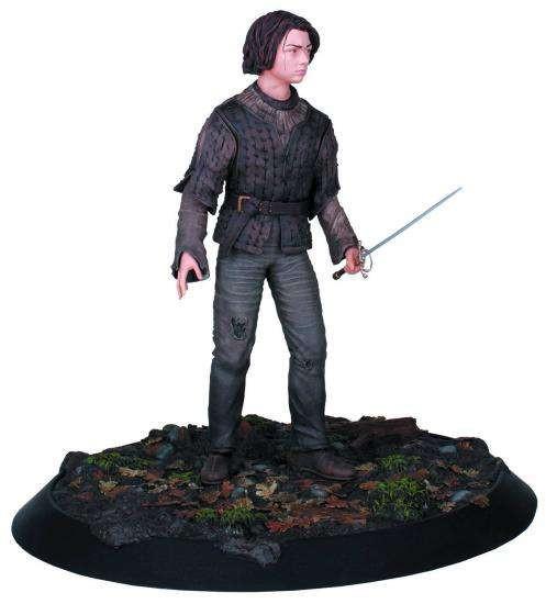 Game of Thrones Arya Stark 11-Inch Deluxe Statue
