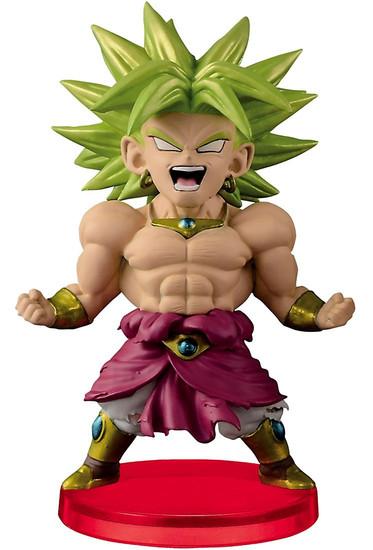 Dragon Ball Z WCF Legendary Super Saiyan Broly 2.5-Inch Collectible Figure BS19
