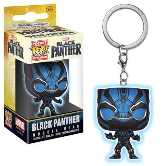 Funko POP! Marvel Erik Killmonger Keychain