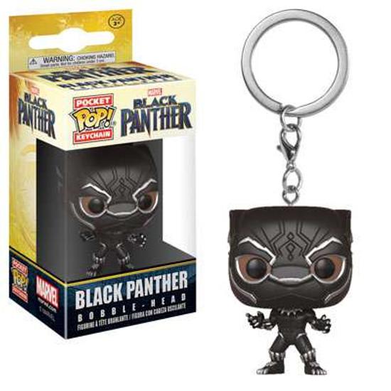 Funko POP! Marvel Black Panther Keychain