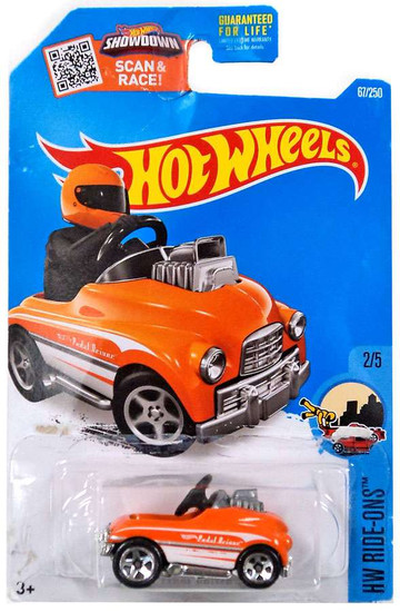 Hot Wheels HW Ride-Ons Pedal Driver Die-Cast Car #2/5