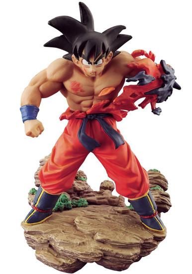 Dragon Ball Super Goku Memorial Son Goku 4-Inch PVC Figure Statue #01