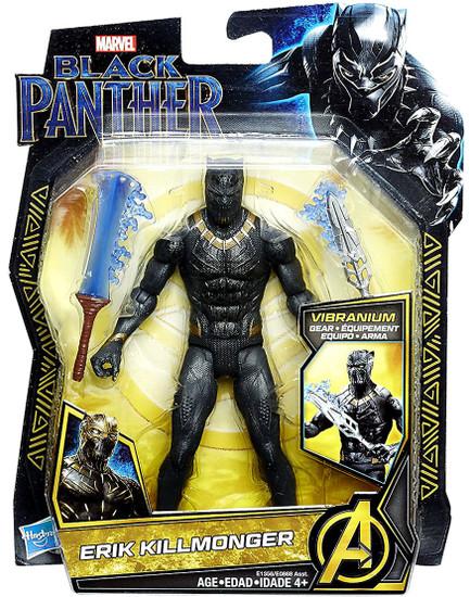 Marvel Black Panther Erik Killmonger Action Figure
