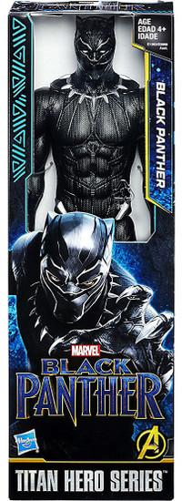 Marvel Titan Hero Series Black Panther Action Figure [Movie]