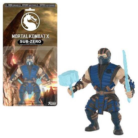 Funko Mortal Kombat X Sub-Zero Action Figure [Regular Version]
