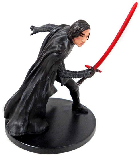 Disney Star Wars The Last Jedi Kylo Ren PVC Figure [Loose]