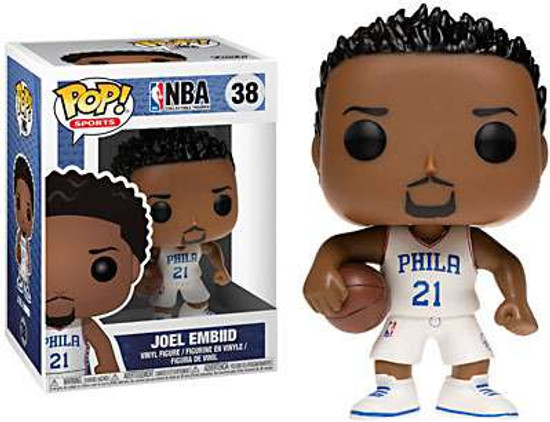 Funko NBA POP! Sports Basketball Joel Embiid Vinyl Figure #38