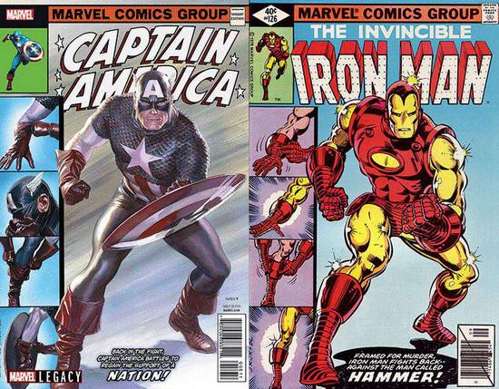 Marvel Comics Captain America #695 Comic Book [Lenticular Cover]