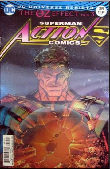 DC Action Comics #989 Comic Book [Lenticular Cover]