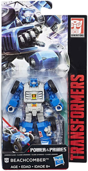 Transformers Generations Power of the Primes Beachcomber Legend Action Figure