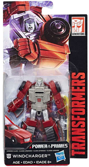 Transformers Generations Power of the Primes Windcharger Legend Action Figure