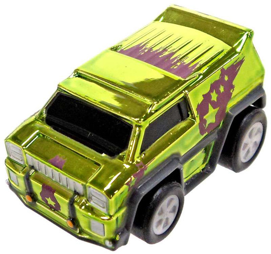 Rocket League Merc Exclusive Pull Back Racer [Metallic Green Loose]