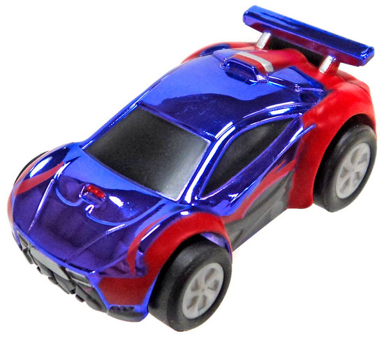 Rocket League Masamune Exclusive Pull Back Racer [Metallic Red Loose]