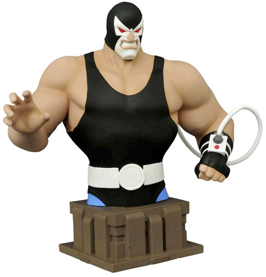DC Batman The Animated Series Bane 7-Inch Bust