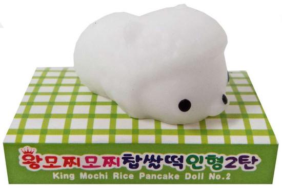 Kawaii Squishie Gummy Animals Sheep 1.5-Inch Squeeze Toy