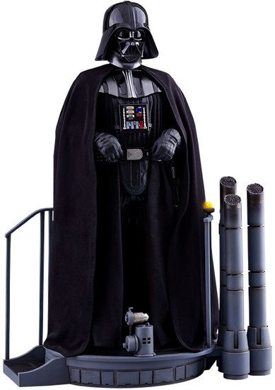 Star Wars The Empire Strikes Back Movie Masterpiece Darth Vader Collectible Figure MMS452 [Episode V]