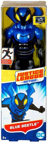 Justice League Action JLA Blue Beetle Action Figure