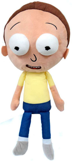 Funko Rick & Morty Galactic Morty Exclusive 16-Inch Deluxe Plush [Happy]
