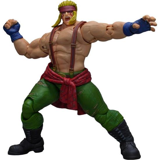 Street Fighter V Alex Action Figure