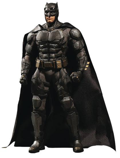 DC One:12 Collective Tactical Suit Batman Action Figure [Justice League]