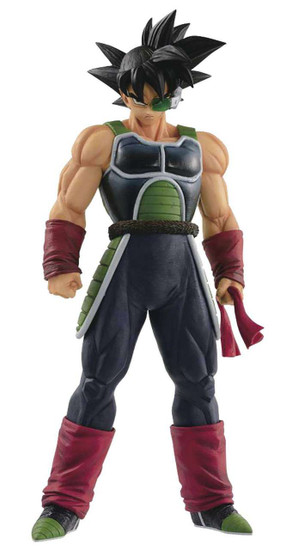 Dragon Ball Z Grandista Resolution of Soldiers Bardock 11-Inch Collectible PVC Figure