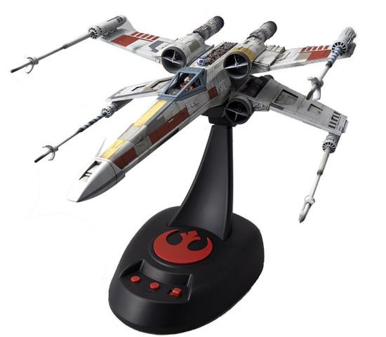 Star Wars X-Wing Starfighter Model Kit [Moving Edition]