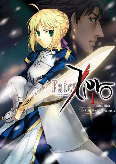 Fate/Zero Volume 1 Manga Trade Paperback