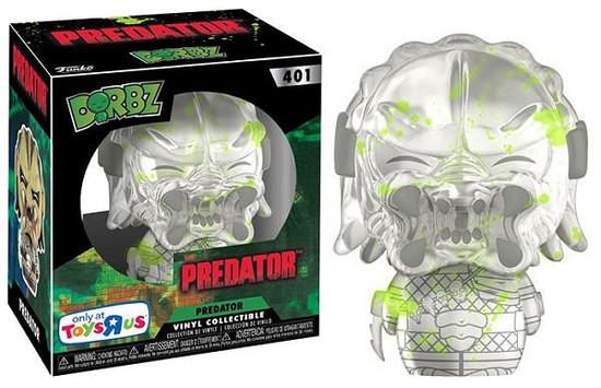 Funko Dorbz Predator Exclusive Vinyl Figure #401 [Cloaked, Bloody, Glow-in-the-Dark]