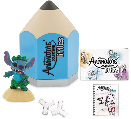 Disney Littles Animators' Collection Series 1 Exclusive Mystery Pack [Blue]