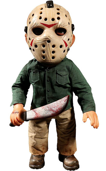 Friday the 13th Jason Voorheez Mega Scale TALKING Action Figure