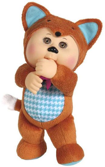 Cabbage Patch Kids Cuties Forest Friends Ruby Fox 9-Inch Plush #39