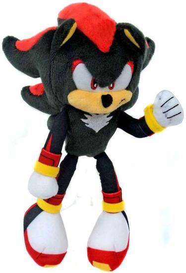 Sonic The Hedgehog Shadow 9-Inch Plush