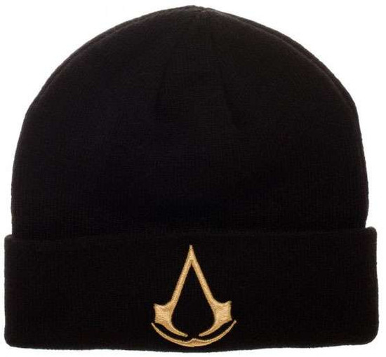 Assassin's Creed Assassins Creed EMB Cuff Beanie Hat