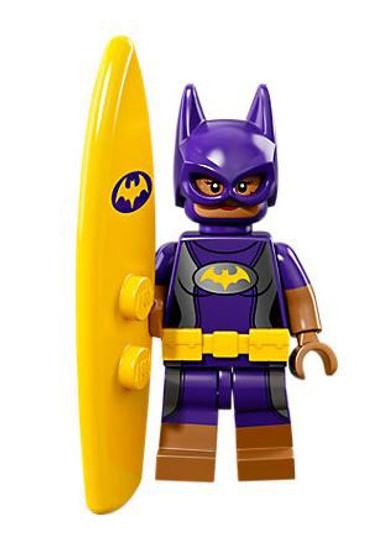 DC LEGO Batman Movie Series 2 Vacation Batgirl Minifigure [Loose]